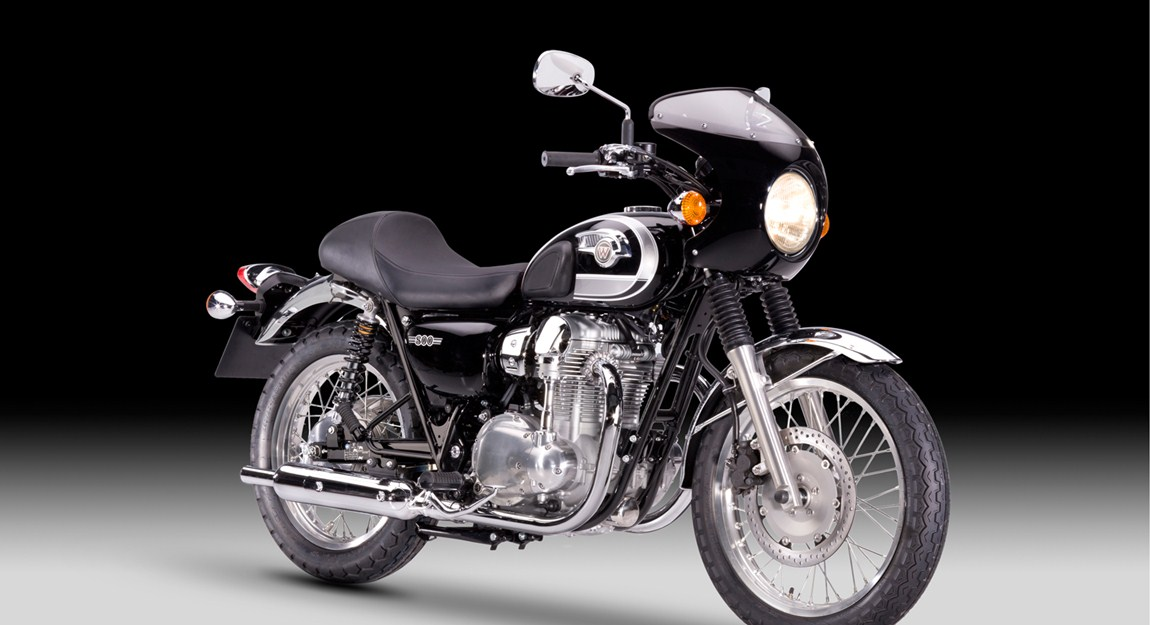 W800 Cafe Style