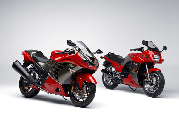 Kawasaki Ninja ZX-14R ABS 30th Anniversary Edition