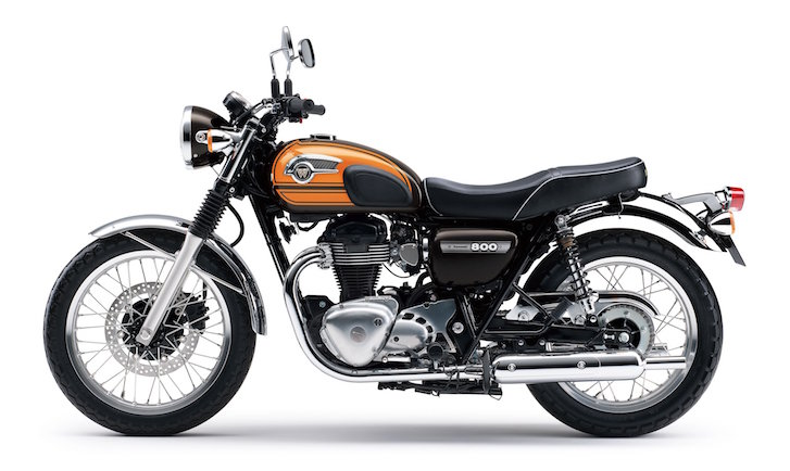 Kawasaki W800 Final Edition 2017